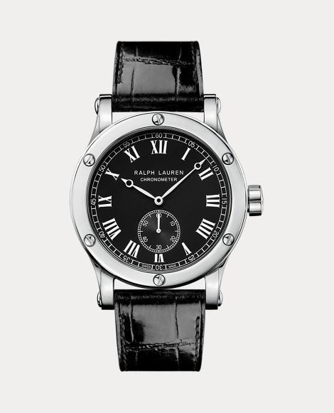 39 MM Chronometer Steel