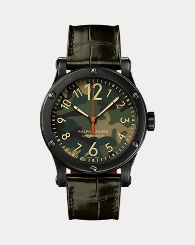 45 MM Chronometer Steel