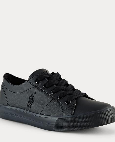 Scholar Faux-Leather Sneaker