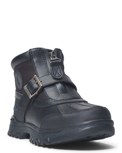 Colbey Leather Zip-Up Boot