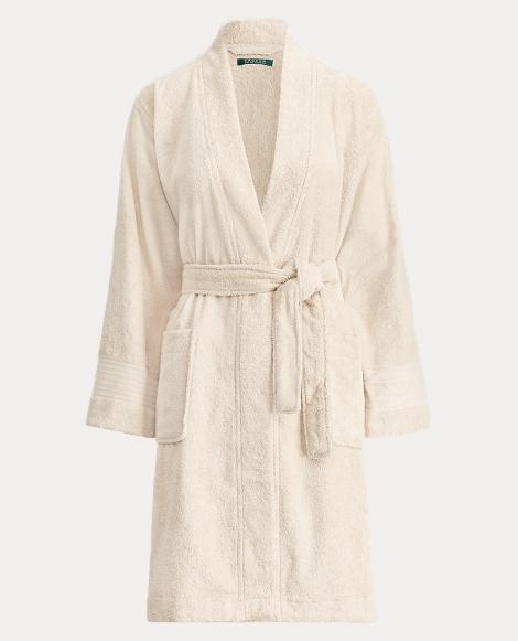 Cotton Terry Robe