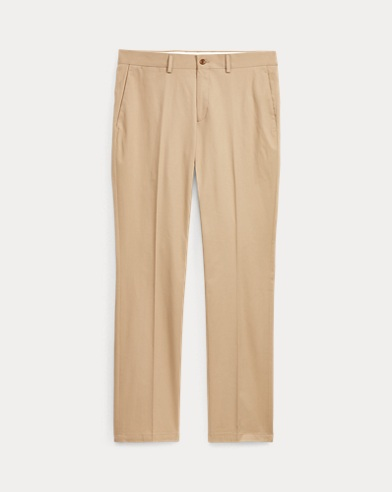 Straight Washed Stretch Chino