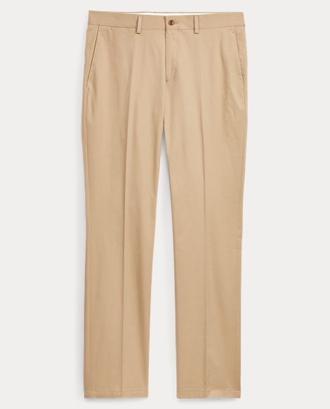 Cotton-Blend Chino