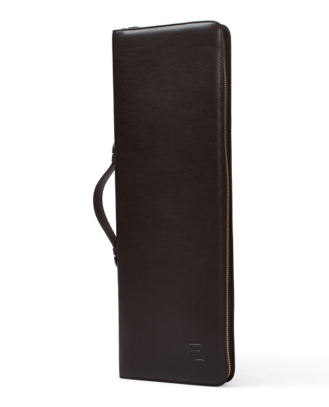 Calfskin Soft Gents Tie Case