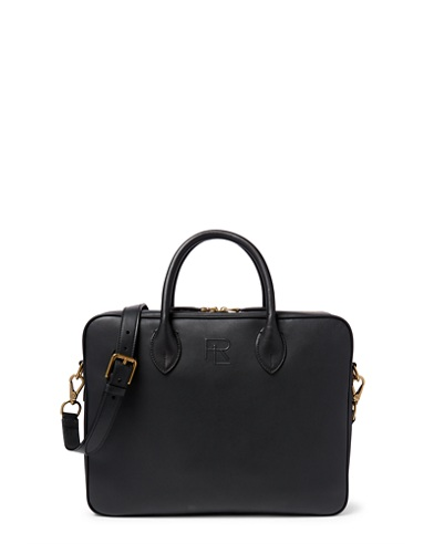 Leather Soft Gents Briefcase