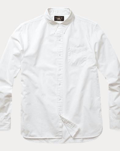 Railman Cotton Twill Workshirt