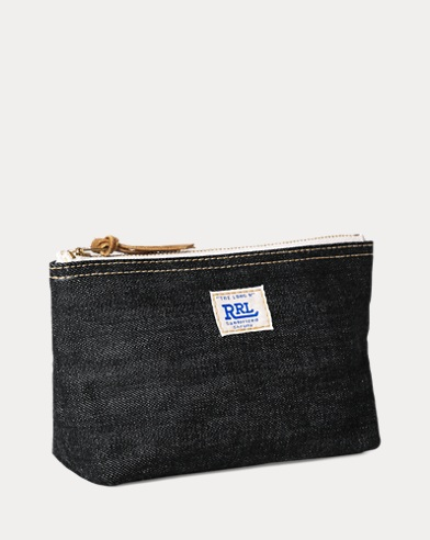 Selvedge Denim Pouch