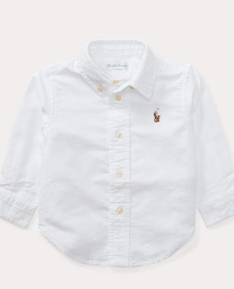 Blake Cotton Oxford Shirt