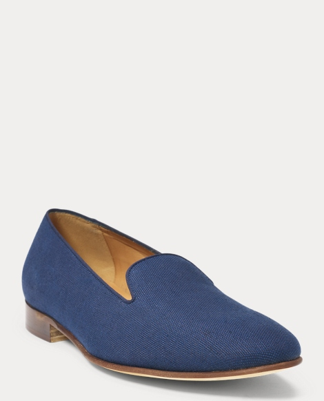 Collis Linen Slipper