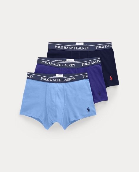 Cotton Trunk 3-Pack