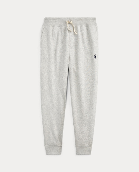 Cotton-Blend-Fleece Pant