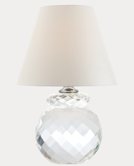 Daniela Crystal Accent Lamp