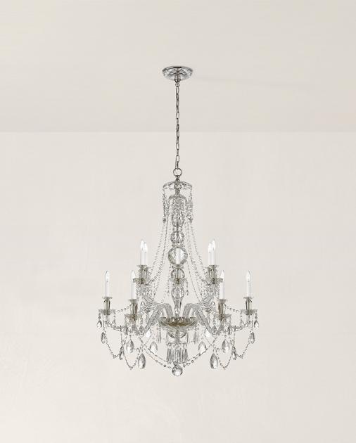Produt image 0 0 home décor lighting daniela crystal chandelier ralph lauren home