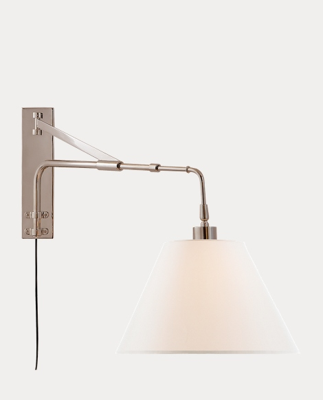 Brompton Swing-Arm Lamp