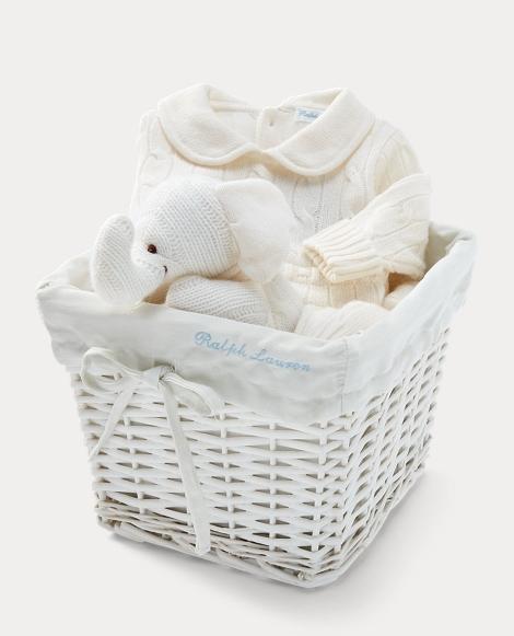 Cashmere 2-Piece Gift Basket