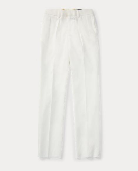 Wool Gabardine Pant