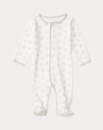 Playtime-Print Cotton Coverall