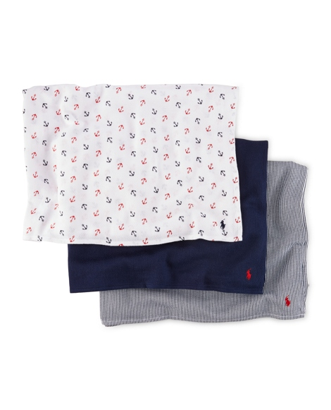 Crepe Swaddling Blanket Set