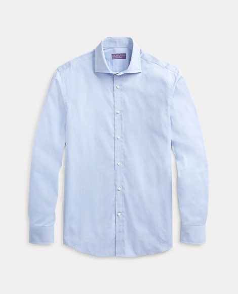 Tailored End-on-End Shirt