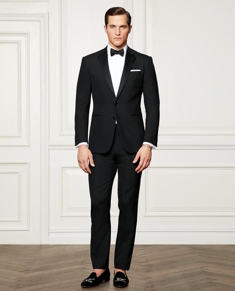 Anthony Notch-Lapel Tuxedo