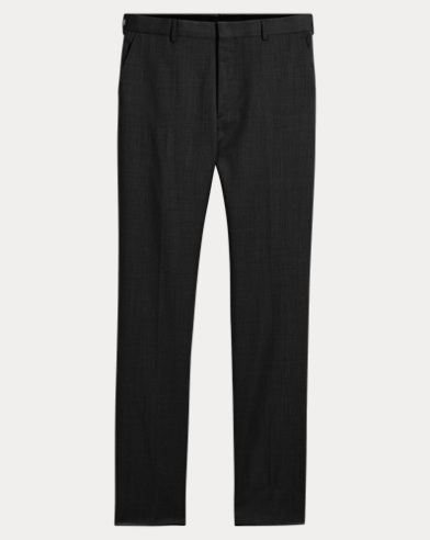 Wool Serge Trouser