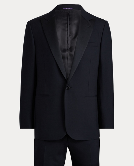 Anthony Navy Peak Lapel Tuxedo