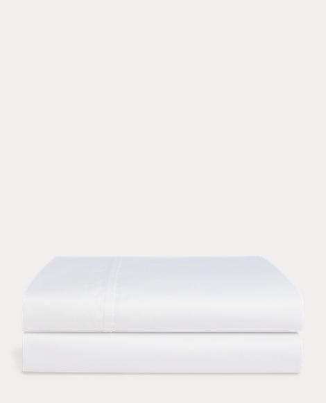 White Bedford Sateen Sheeting
