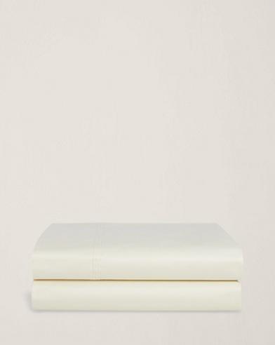 Cream Bedford Sateen Sheeting