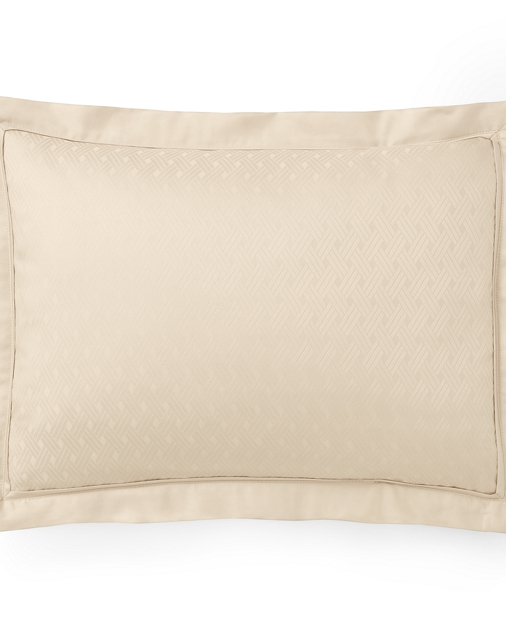 Bedford Jacquard Throw Pillow