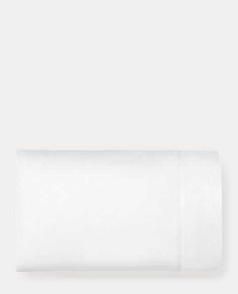 White Bedford Pillowcase