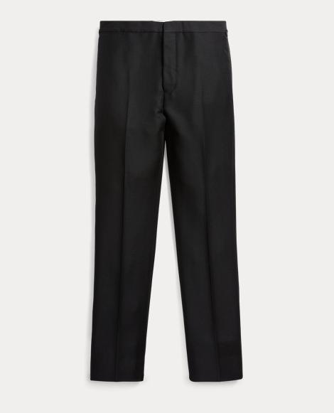 Slim Fit Tuxedo Trouser