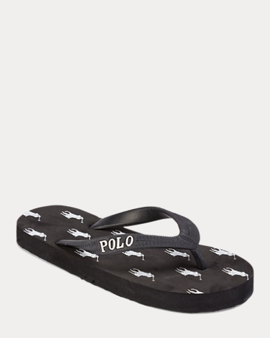 Camino Allover Pony Flip-Flop