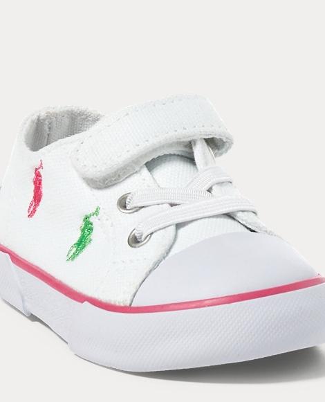 Kody Canvas Low-Top Sneaker