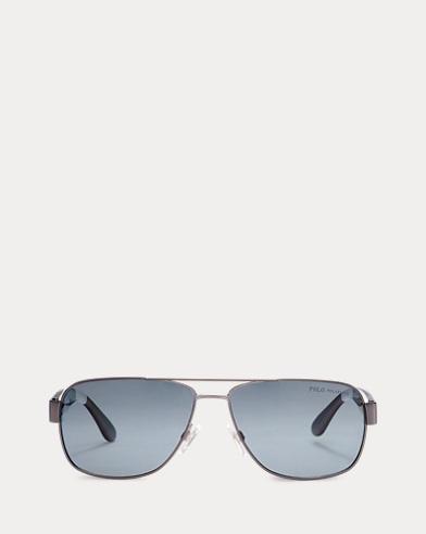 Color-Blocked Sunglasses