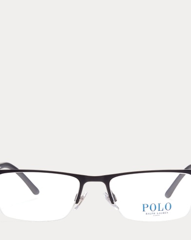 Rimless Rectangular Eyeglasses