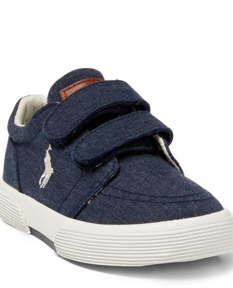 Faxon II Canvas EZ Sneaker