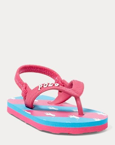 Amino Striped Flip-Flop