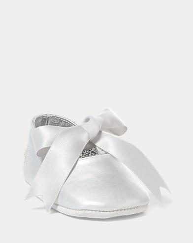 Briley Metallic Ballet Flat