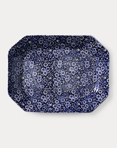 Calico Serving Platter