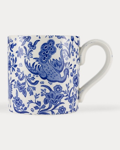 Regal Peacock Mug
