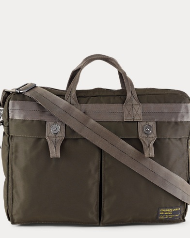 Nylon Military Briefcase