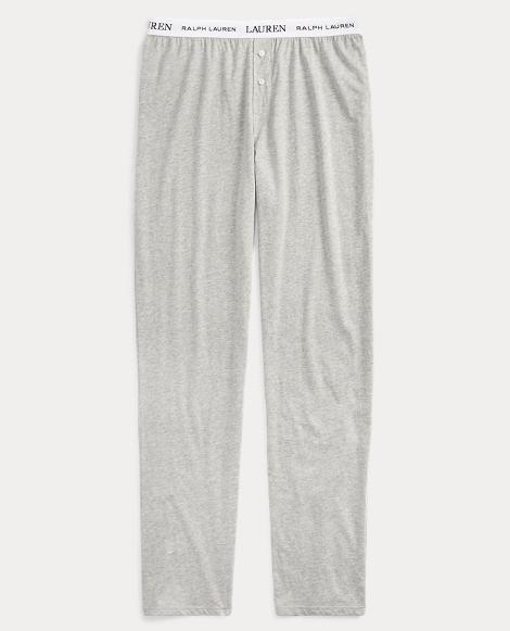 Cotton Jersey Pajama Pant