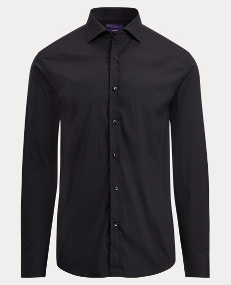 Stretch Cotton Dress Shirt