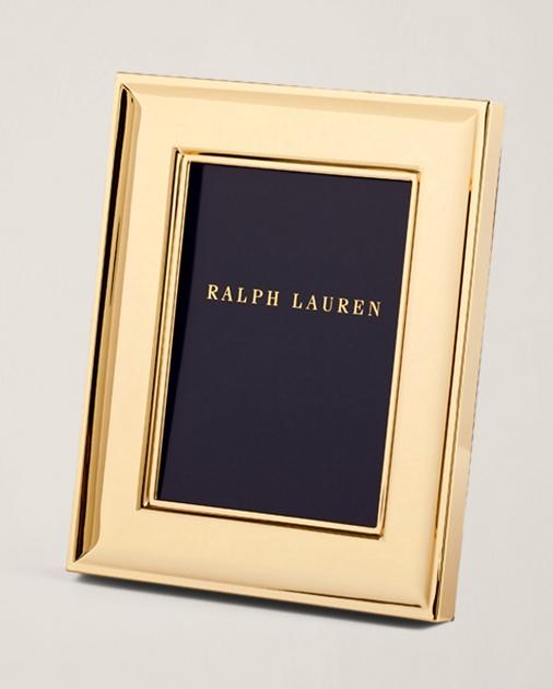 5038633b1a2 Cove Gold Plated Frame Frames Desk Accessories Home Ralph Lauren