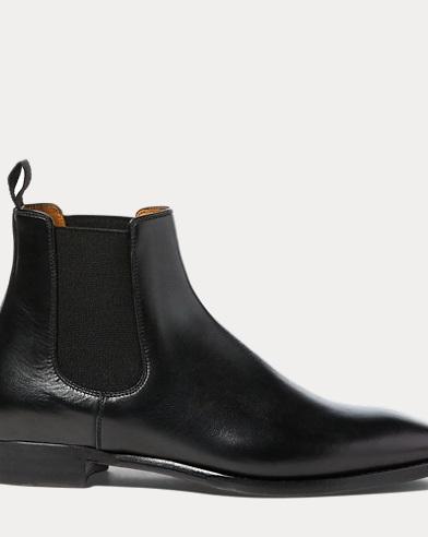 Galen Burnished Calfskin Boot