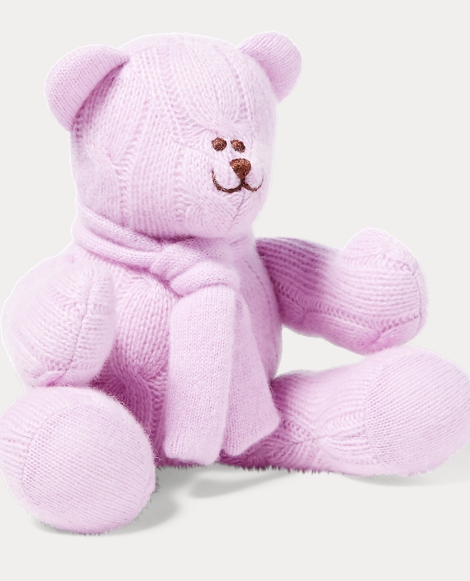 Small Cashmere Bear