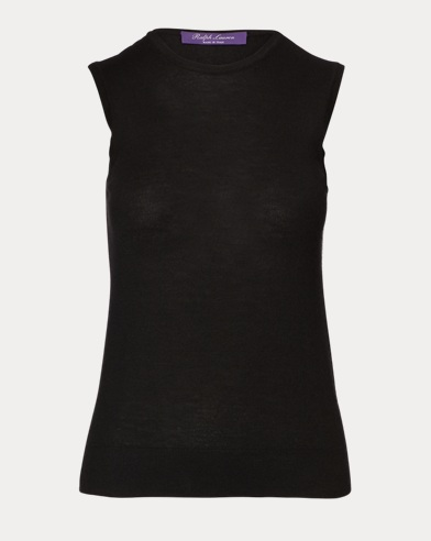 Cashmere Sleeveless Top