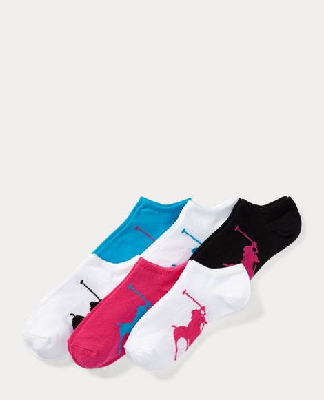 No-Show-Sock 6-Pack
