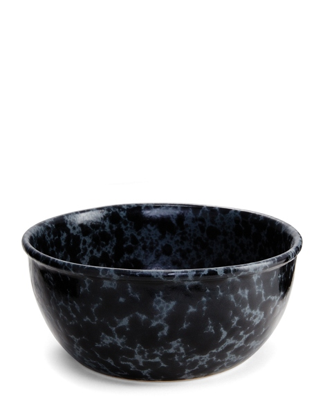 Bennington Black Serving Bowl