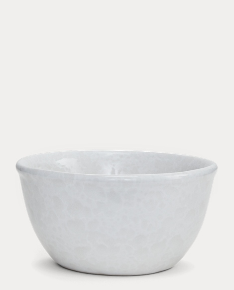 Bennington White Soup Bowl